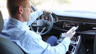 The 2019 Audi Q8 Review   Walkaround