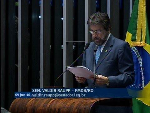 Valdir Raupp destaca realização da quinta edição da Rondônia Rural Show