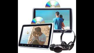PORTABLE DVD 2020 Headrest DVD Player Car DVD Player