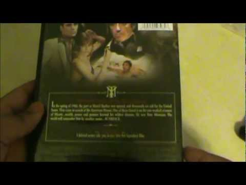 ScarFace - Al Pacino DVD (Unboxing)