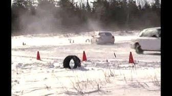 1/4 Winter Tire Test Automobile Protection Association www.apa.ca