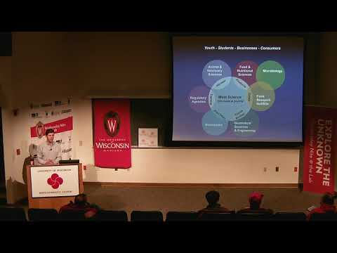 WN@TL - The 'State of Meat Address' at the UW-Madison. Jeff Sindelar. 2017.12.06