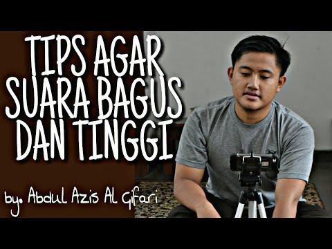 TIPS AGAR SUARA BAGUS & TINGGI