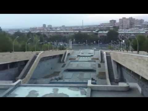 Панорама города(Yerevan)