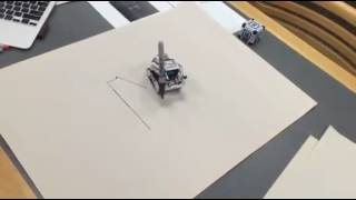 Drawing with Cozmo — Cozmo SDK