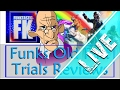 Trials Fusion track central Funks Grumpy Review Live Stream #TrialsFusion