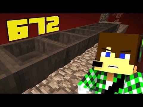 Minecraft ITA - #672 - INFINITI HOPPER