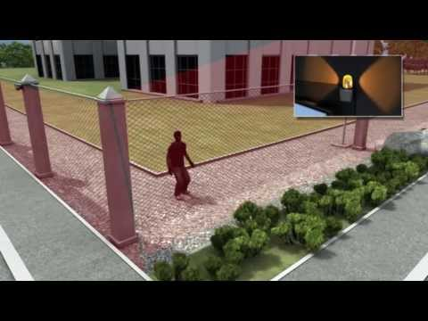 Perimeter Protection With Laser Detectors From SICK   SICK AG