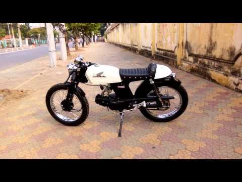 Ver.80 Honda CD50 Cafe Racer