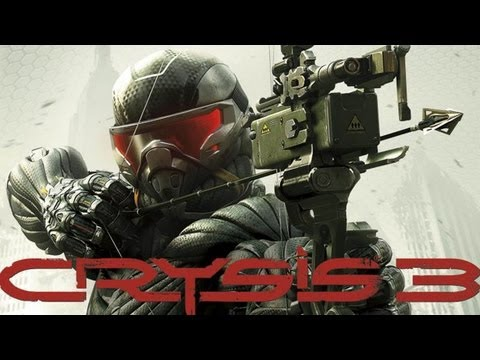 CGR Undertow - CRYSIS 3 review for PlayStation 3