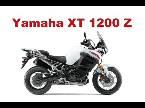 Yamaha XT 1200 Super Tenere  - Test Ride & Review