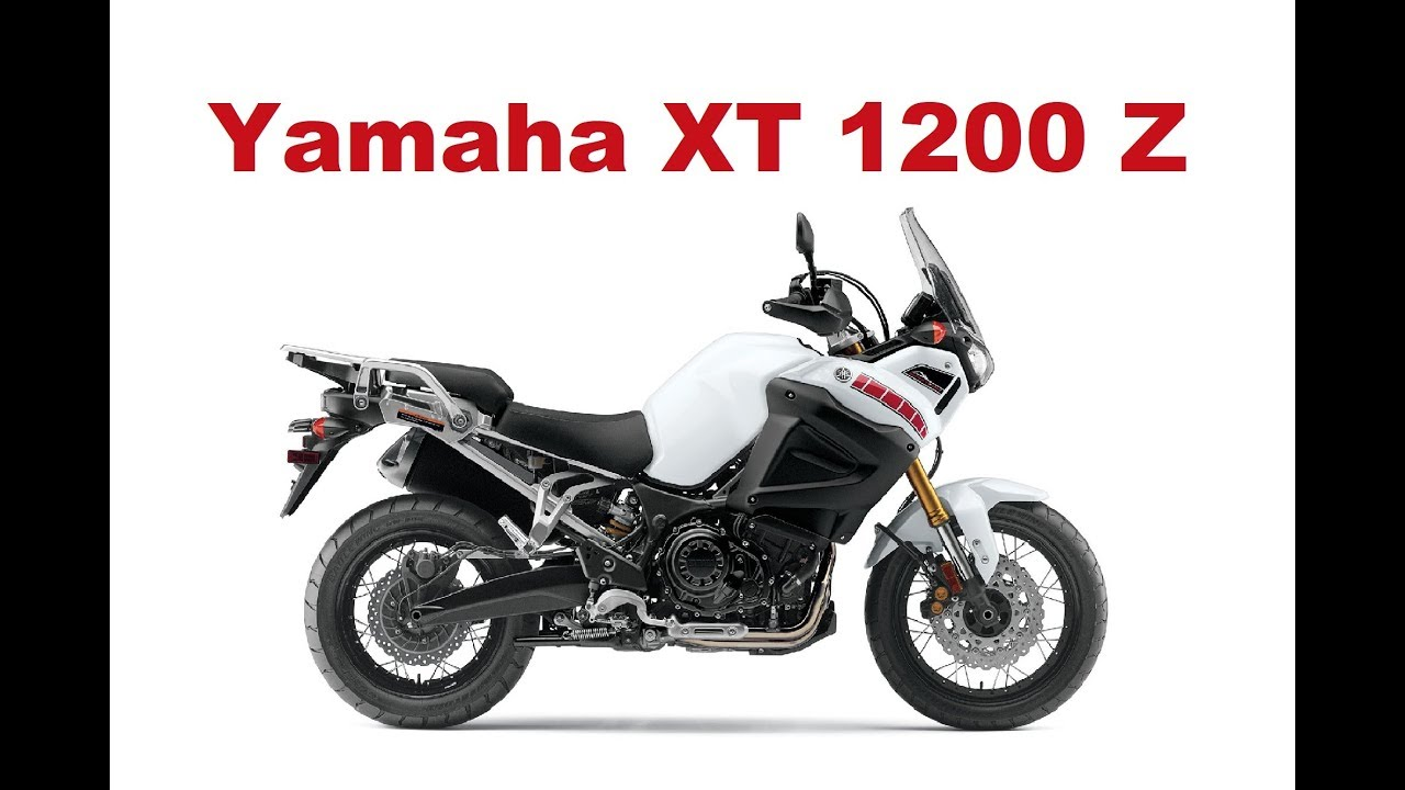 yamaha xt 1200 super tenere test ride review youtube. Black Bedroom Furniture Sets. Home Design Ideas