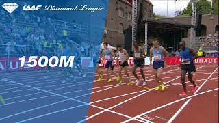 Timothy Cheruiyot smashes the World Lead in the Men