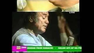 Mehdi Hassan..........   Sehar Hoi Bhi Tu  Hum Ne Diye Bujha-ay Nahi