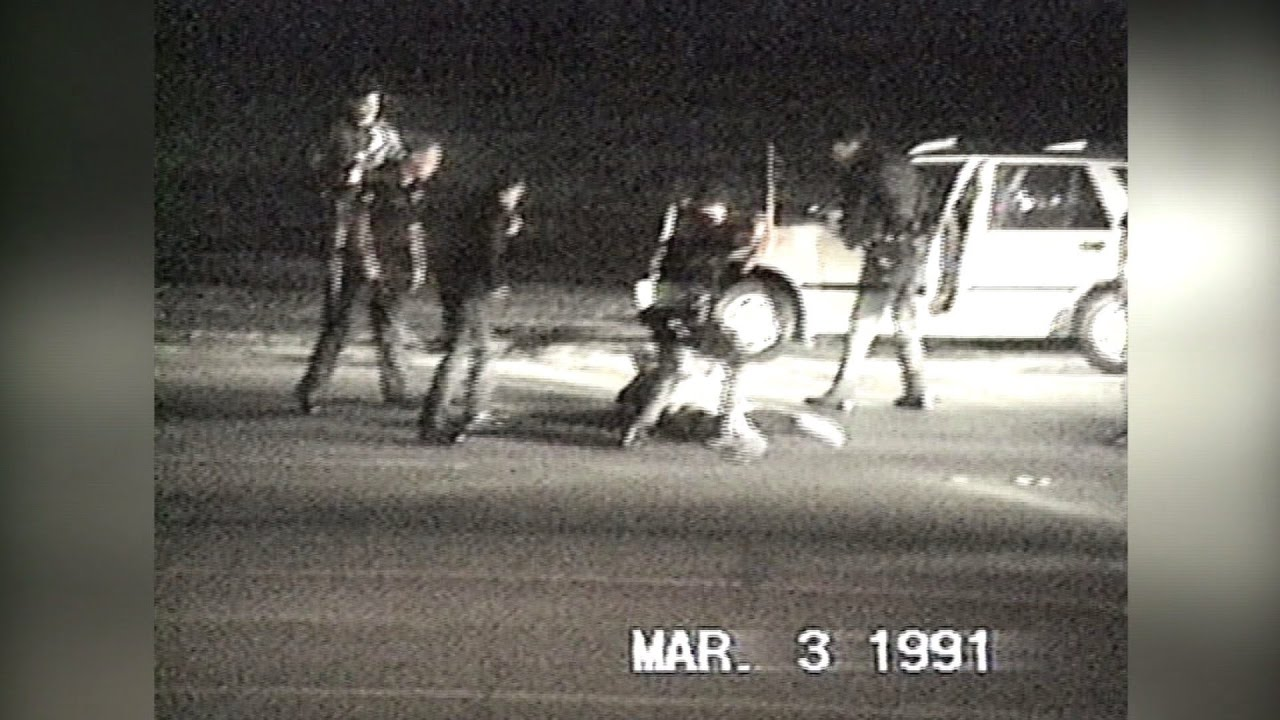 Police Officer Wallpaper Hd Rodney King Beating Location March 3 1991 Youtube