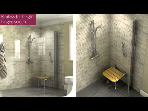 Showers Suitable For Disabled And Elderly   Mobility Plus Bathing