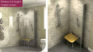 Video Showers suitable for disabled and elderly - Mobility Plus Bathing download MP3, 3GP, MP4, WEBM, AVI, FLV Agustus 2018
