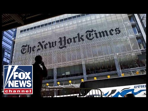 New York Times builds CEO 'hit list' for activists to target