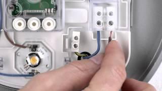 видео светодиодные светильники для помещений