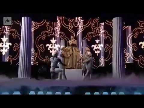 Opera Skaala: Heart of Light - electro opera - ESC 2015, Finnish semifinal