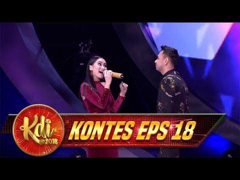 Opening Mesra Ayu Ting Ting Feat Raffi [MAU DIBAWA KEMANA] - Kontes KDI Eps 18 (29/8)