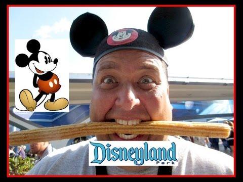 Disneyland® Food Reviews | Churros!
