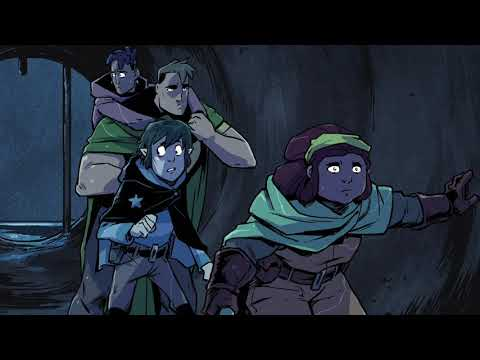 WYND - Official Comic Trailer