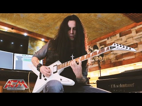 GUS G. - Thrill Of The Chase (2018) // Official Playthrough Video // AFM Records