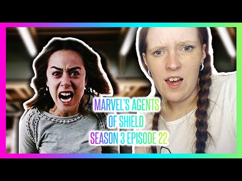 MARVEL'S AGENTS OF SHIELD 3x22 ''ASCENSION'' REACTION!!!