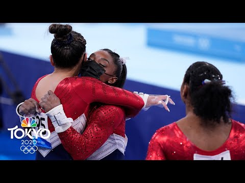 Nastia Liukin: Simone Biles 'did the right thing'  Tokyo Olympics  NBC Sports