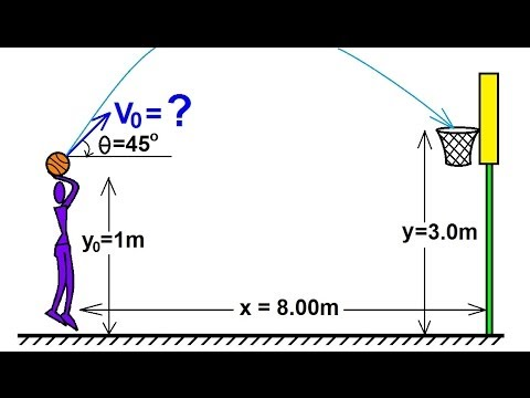 Physics - Mechanics: Projectile Motion (4 of 4)