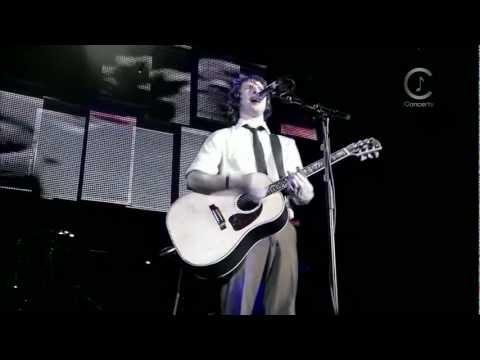 [HD] James Blunt - You're Beautiful (live At Zénith De Toulouse)