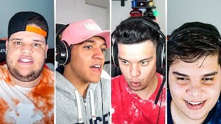 Counter Strike: 4 CÂMERAS - QUAL MAIS NOOB? ‹ AMENIC ›
