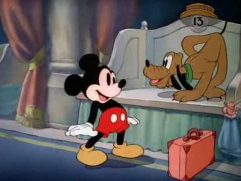 Mickey - A Exibição De Cães