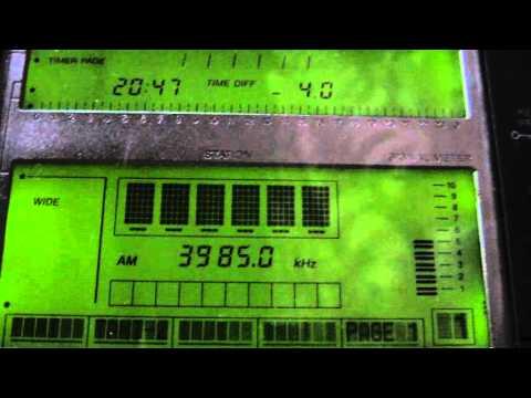 Radio Belarus via Deutsches Radio 700 - 3985 kHz