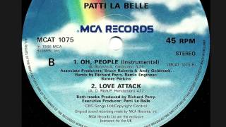 "Patti LaBelle: ""Oh, People"" (Instrumental Version)"