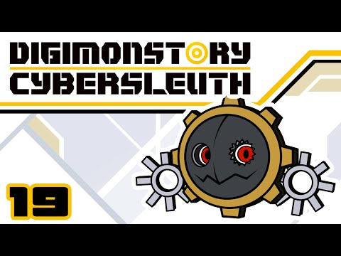 ~Foreshadowing~ - Let's Play Digimon Story Cyber Sleuth - Gameplay Part 19