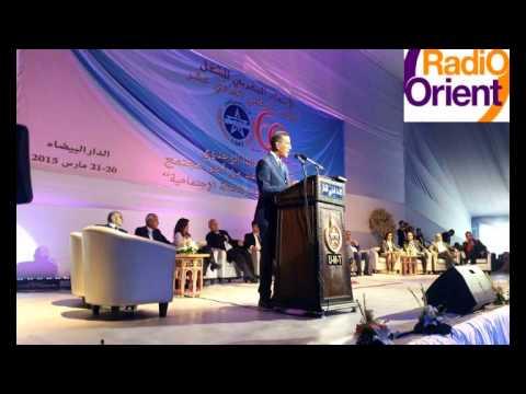 le secrétaire général de l'UMT a la radio orient- france