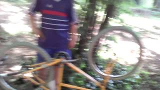Faux moteur sur vélo (expliquation)