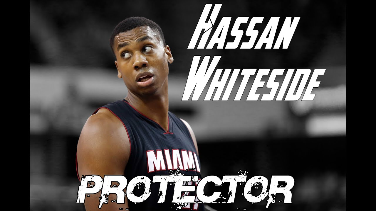 Hassan Whiteside 2014-2015 Season Highlights RISE ...