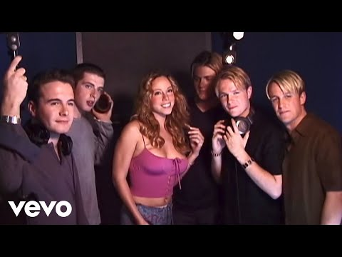 Mariah Carey - Against All Odds Take a Look at Me Now ft Westlife