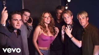 Mariah Carey ft. Westlife - Against All Odds (Take a Look at Me Now)