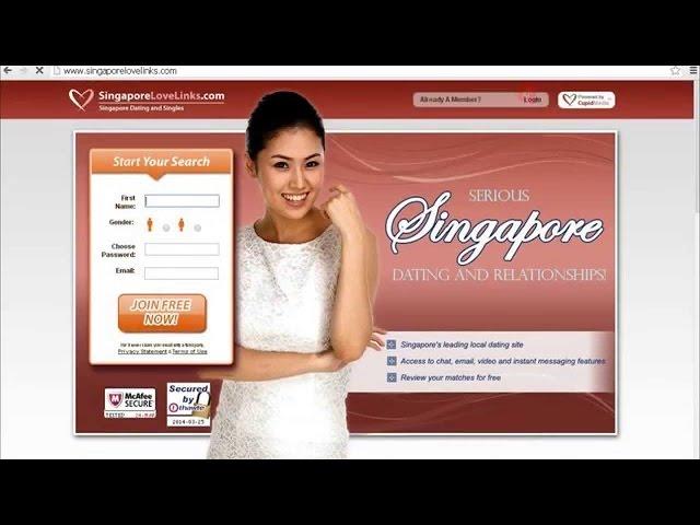 Top Singapore dating sitesMitä perusta dating tarkoittaa
