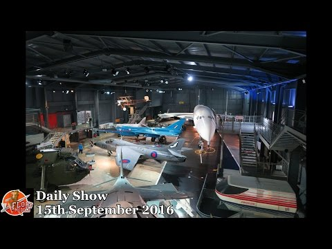 Fleet Air Arm Museum 2016