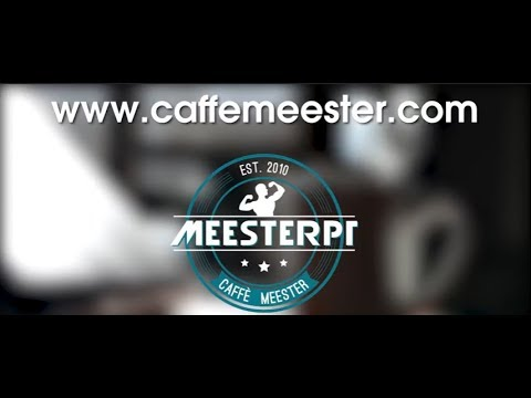 Caffè Meester - The Master of Coffee Blends