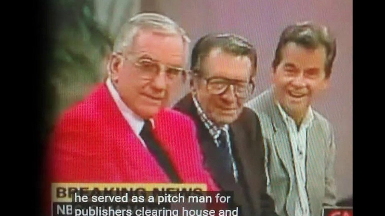 100% Proof of Ed McMahon w/Publisher's Clearinghouse Mandela Effect Residue