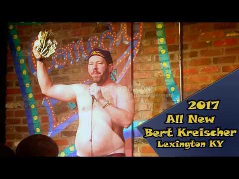 Bert Kreischer - The Machine - Stand-up All New 2017