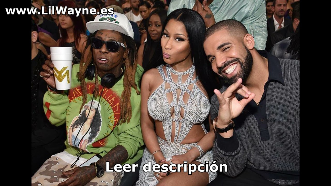 Nicki Minaj feat Lil Wayne & Drake - Seeing Green (Subtitulada en español)