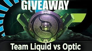 The International 2018 LIVE, MAIN EVENT DAY 1 # TI8 100ARCANA GIVEAWAY
