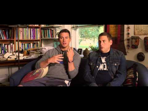 22 Jump Street - psychologist therapist scene